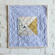 Load image into Gallery viewer, Mini Quilt No. 13