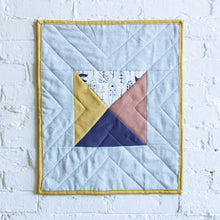 Load image into Gallery viewer, Mini Quilt No. 19