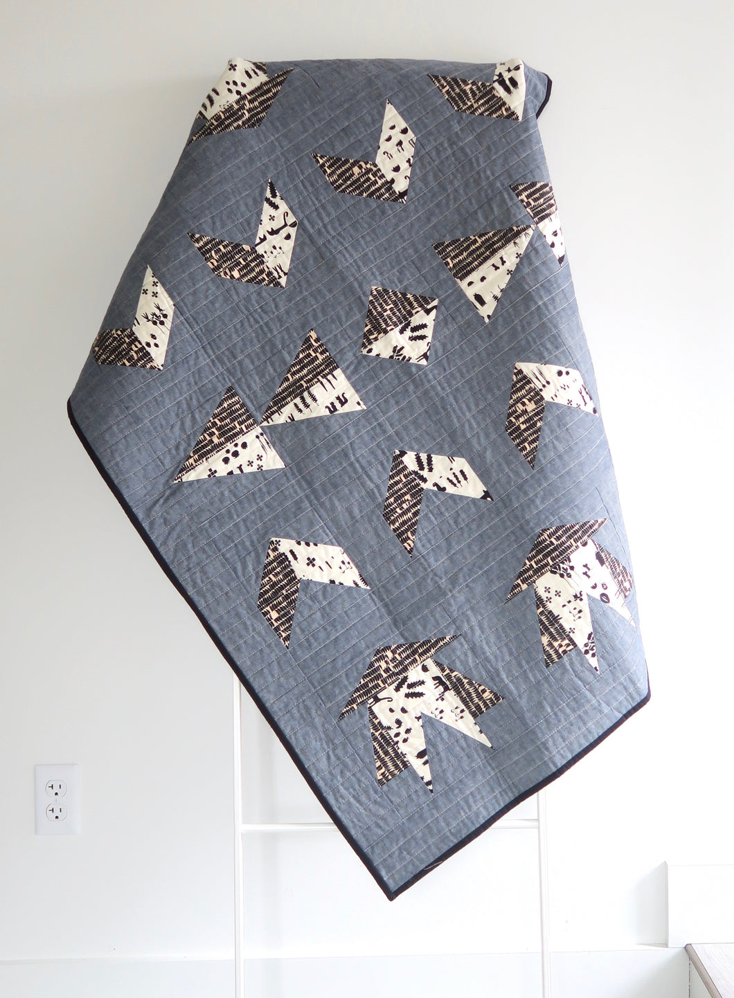 Origami Baby Quilt