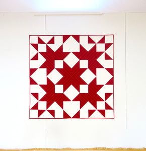 Sugar Shack Quilt PDF Pattern