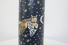 Load image into Gallery viewer, Night Owls Stainless Steel Insulated Water Bottle