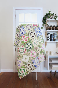 Wildflower of Maine: Wildflower Farm Quilt