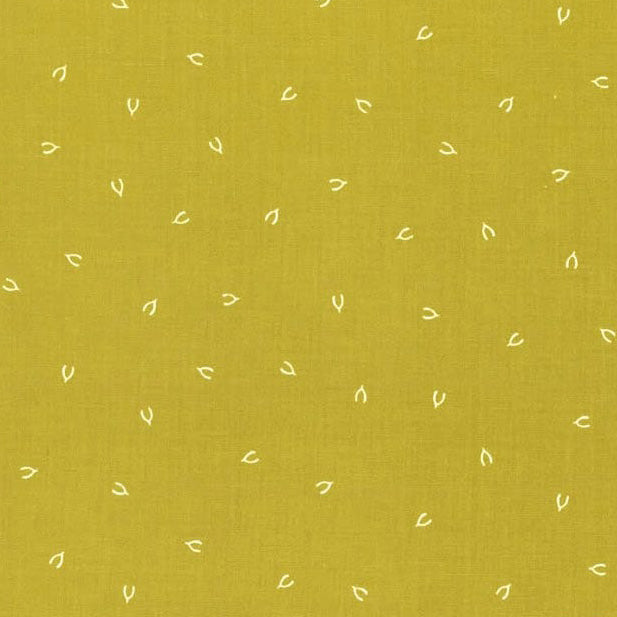 Lucky Charm Basics Wishbones in Mustard