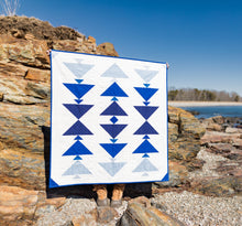 Load image into Gallery viewer, Cormorant Quilt PDF Pattern