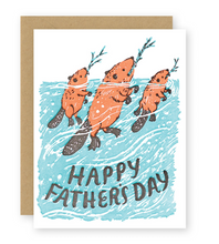 Load image into Gallery viewer, Beaver Daddy Card