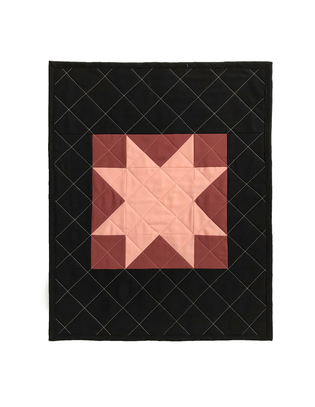 Stars at Night Mini Quilt PDF Pattern