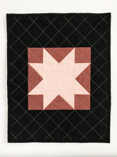 Load image into Gallery viewer, Stars at Night Mini Quilt