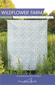 Wildflower Farm Quilt Paper Pattern