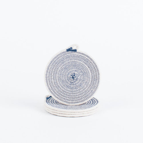 Cotton Rope Coaster