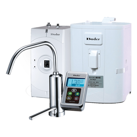 Buder Alkaline Water Ionizer (Type - Under Sink) (TAQ-7) (PV : 170000)