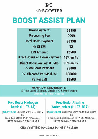 Boost Assist Plan