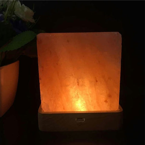 USB Night Light Himalayan Salt Lamp