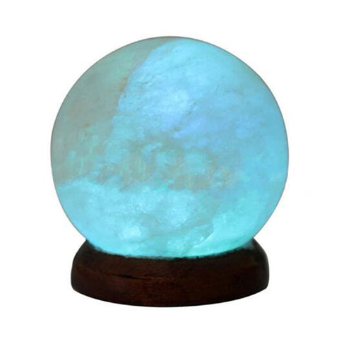 USB Himalayan Magic Ball Salt Lamp and Air Purifier