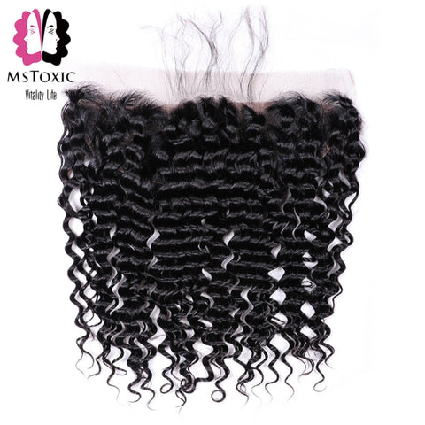 Mstoxic Brazilian Deep Wave Bundles With Frontal Closure