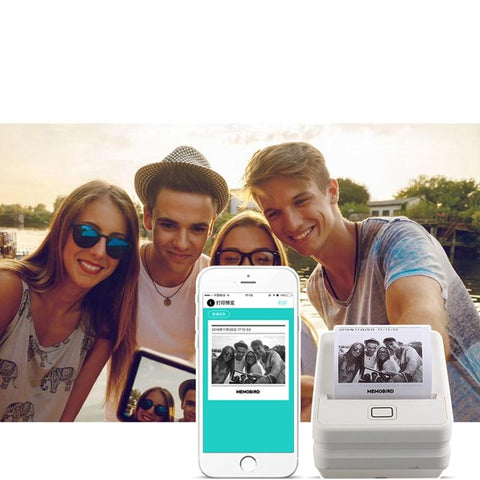 Wireless Phone Photo Printer