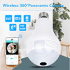 Image of Light Bulb Shape Security Camera with Mobile App