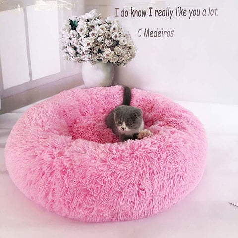 Round Nest Cat/Dog Mattress