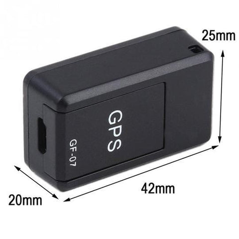 Magnetic Mini GPS & Voice Real Time Tracking
