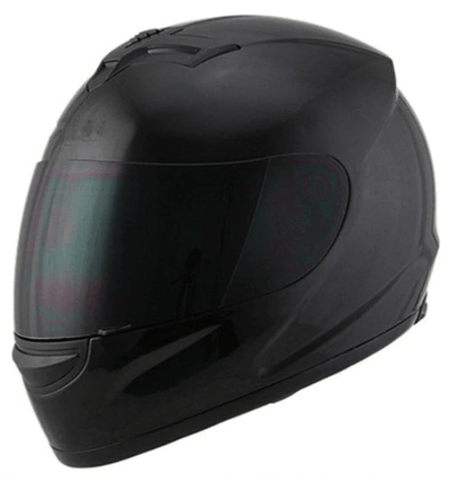 Unisex-Adult's Full-Face Style  Bluetooth Integrated Motorcycle Helmet with Graphic