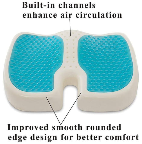 Orthowell Orthopedic Gel Cushion /ComfortZone Orthopedic Gel Cushion