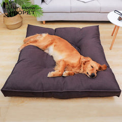 Bed House Warm Soft Nest Puppy Kennel Sofa