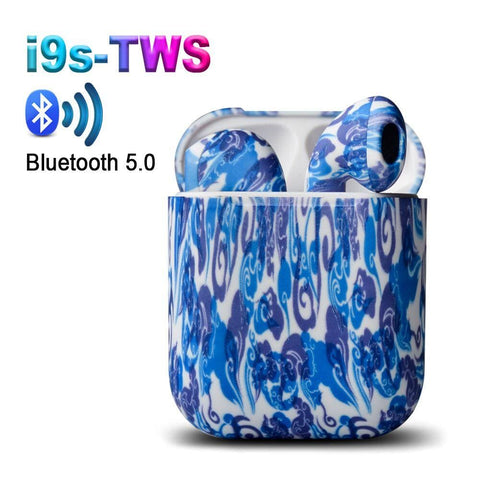 i9s TWS Wireless mini Bluetooth Earbuds