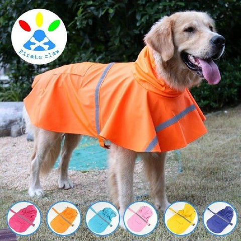 PetMate Dog Raincoat