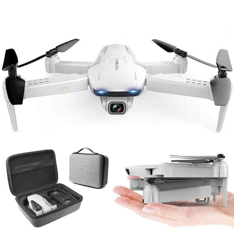 Drone S162 GPS 4K HD 1080P 5G WIFI FPV Quadcopter flight 20 minutes RC distance 500m drone smart return drone pro