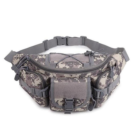 Tactical Waist Bag Outdoor Sports Hunting Belt Bag Riding Packets Camouflage Camping Hiking Utility Fanny Pack Magazine Pouch