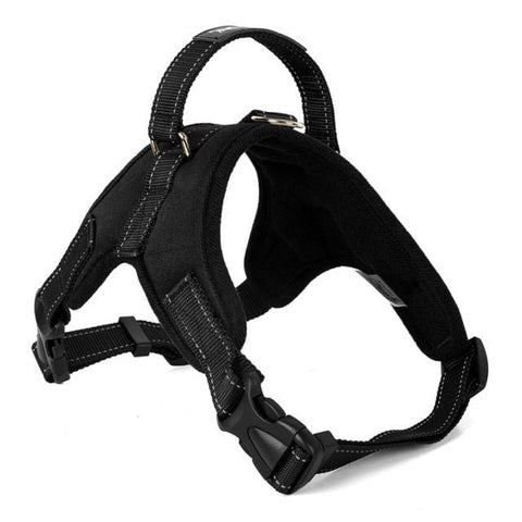 1pc Dog Walk Out Harness Vest Collar Hand Strap for Small Medium Large Dogs