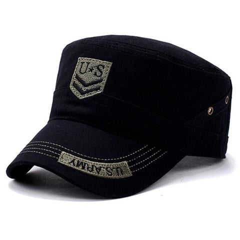 Military Hats fashion cotton adjustable US Army cap men sports hat cool casual caps for travel curved hat high quality