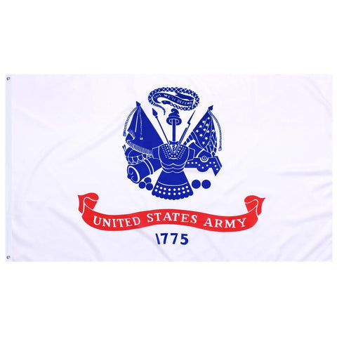 Flag 3 by 5 ft polyester united states of american Military US Army flag