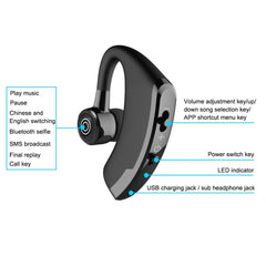 V9 Bluetooth Wireless