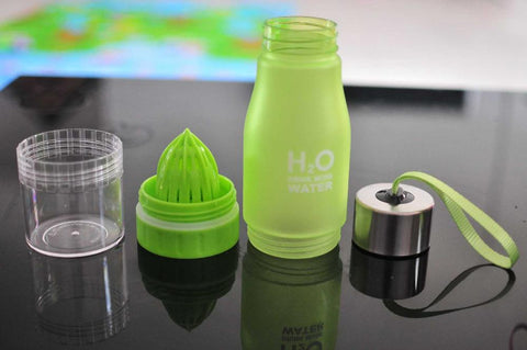 H2O link Water Bottle