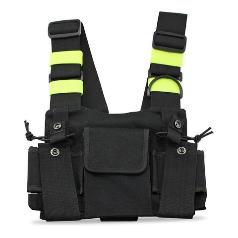 Pocket Radio Chest Harness