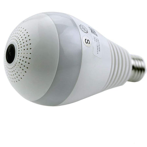 Secret HD Camera Light Bulb