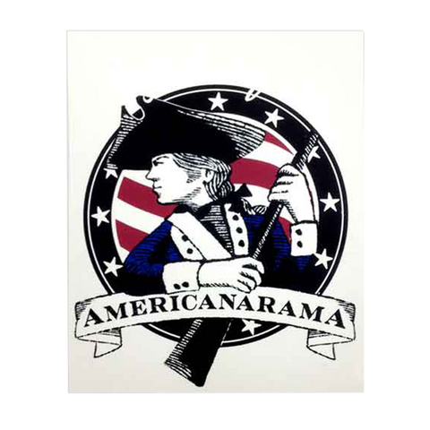 Americanarama Sticker