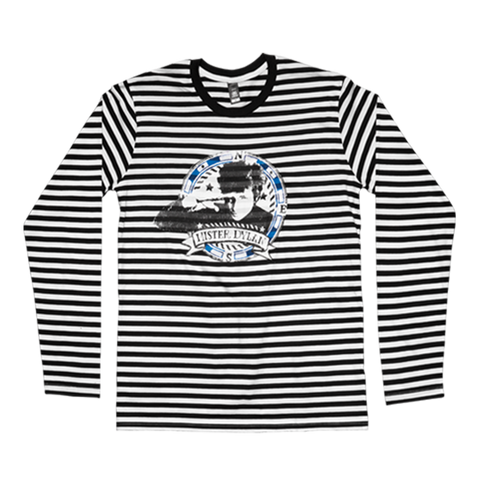 Black & White Mister Dylan Long Sleeve Tee