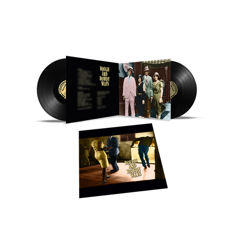 Rough and Rowdy Ways 2LP + Digital Album