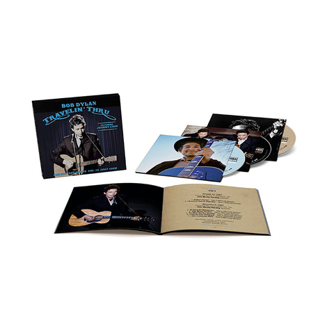 TRAVELIN' THRU, FEATURING JOHNNY CASH: THE BOOTLEG SERIES VOL. 15 3CD