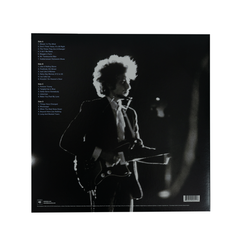 Bob Dylan Essentials LP