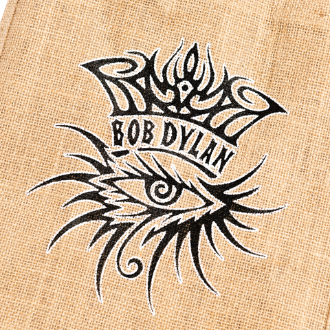 Hemp Bob Dylan Mini Tote