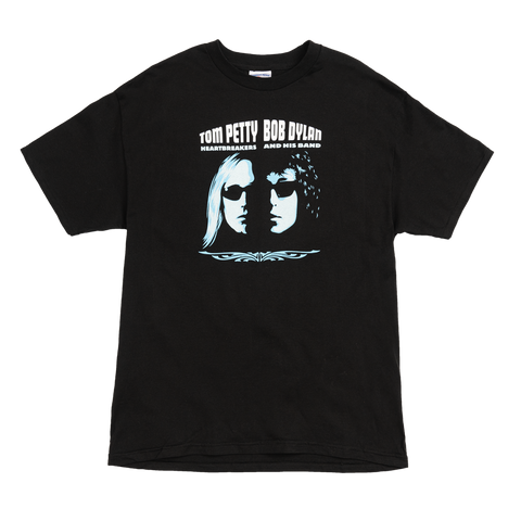 Tom Petty & Bob Dylan Tee