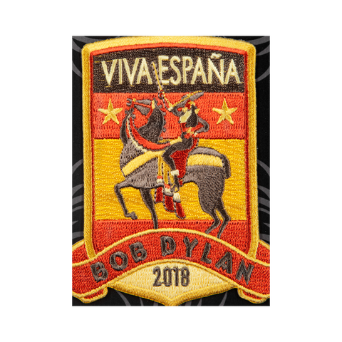 Espana Logo Patch