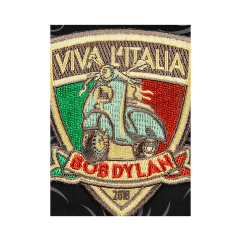 Viva L'Italia Logo Patch
