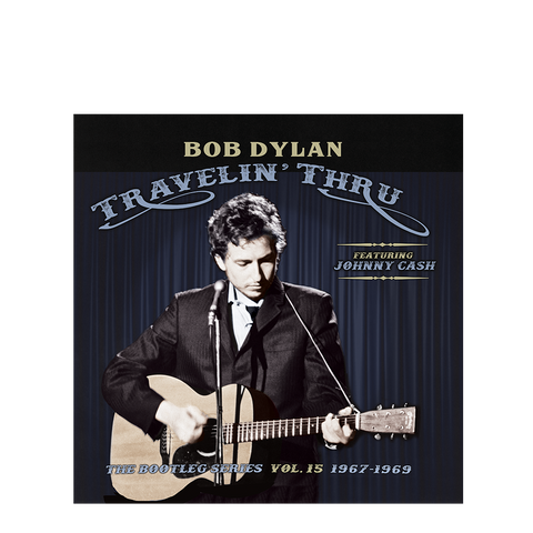 TRAVELIN' THRU, FEATURING JOHNNY CASH: THE BOOTLEG SERIES VOL. 15 3LP