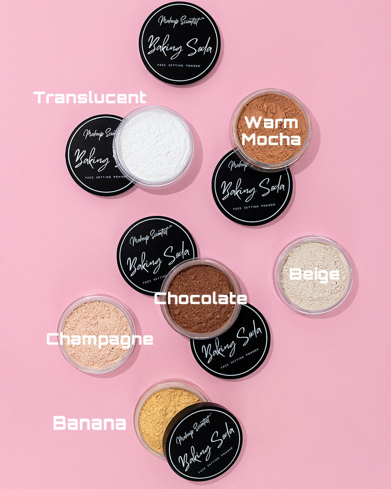 Setting Powder - Makeup Scientist
