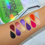 Sodium Fine Eye Shadow Palette - Makeup Scientist