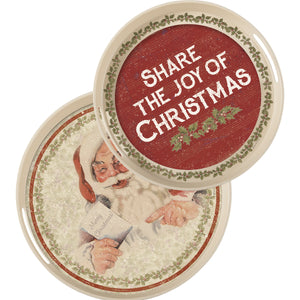 Tray Set - Share The Joy Of Christmas