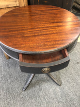 "Load image into Gallery viewer, ""Josephine"" Round Side Table"